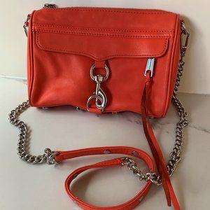 Rebecca Minkoff Mini M.A.C. Leather crossbody bag